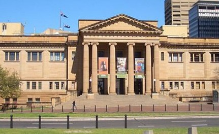 Success! Australia's Mitchell Library Saved