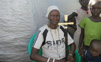 As the Rainy Season Begins, What Will Happen to Those Displaced in South Sudan?