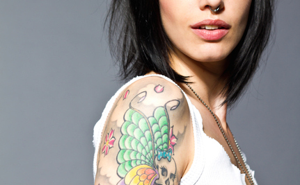 Yes, You're Vegan, But Your Tattoo Probably Isn't