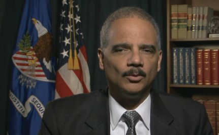 Eric Holder Pledges to Prosecute Banks – Believe Him?