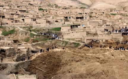 Lost Loves and Livelihoods: Stories of Survival From Afghanistan's Deadly Landslide
