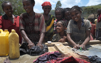 The Benefits of Clean Water Are Abundant in Southern Ethiopia