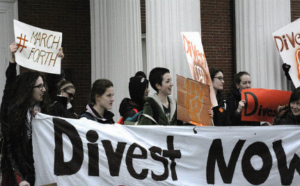 U.S. Colleges and Universities Are Giving Fossil Fuels the Boot