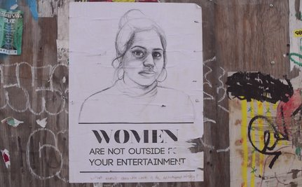 Stop Telling Women to Smile: Using Public Art to Deal With Street Harassment of Women