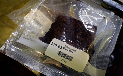 Those Special Brownies Might Be Making You Sick