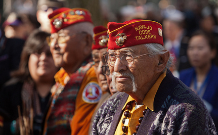 Native American Code Talkers of WWI Provided an Amazing Advantage