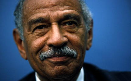 After 50 Years in Congress, John Conyers' Ballot Placement at Risk