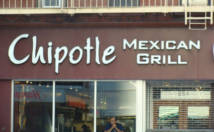 Sorry, Texas: Chipotle Doesn't Want Guns in Its Restaurants