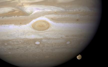 Jupiter's Giant Red Spot, the Massive Storm, is Shrinking