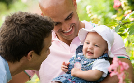 Mom? Dad? Don't Worry, Gay Brains Have Got Parenting Covered