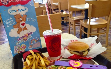 Hey Wendy's, It's Time to Clean Up the Kids' Menu