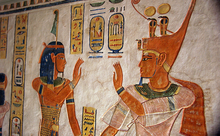 Ancient Egyptians Were Actually Mostly Vegetarian, New Research Says