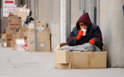 Housing a Homeless Person Costs $21,000 Less Than Doing Nothing