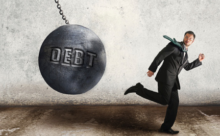 5 Tips For Explaining and Dealing With Debt