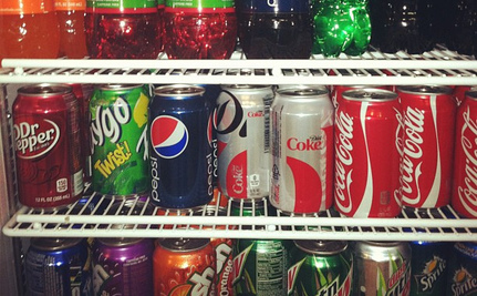 California Wants to Warn You About Obesity on Soda Labels