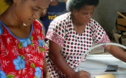 How Women in the Pacific Are Leading Climate Change and Disaster Relief Efforts