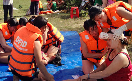 Women Involved in Disaster Planning Are Saving Lives in Viet Nam
