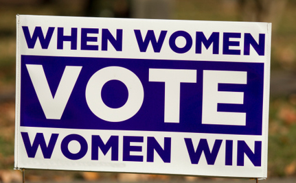 Single Women Will Make the Difference in the Midterm Elections