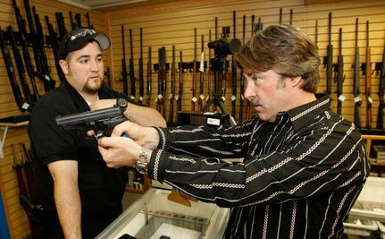 Supreme Court: Gun Purchasers Must Be Present At Time of Sale