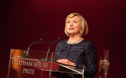 Clinton Isn't Even an Official Candidate Yet, But That Won't Stop Her Foes
