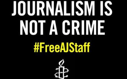 Al Jazeera Journalists Get 7-10 Years Imprisonment for 'Spreading False News'