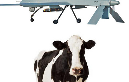 Aeiral Drones Join the Fight Against Factory Farming