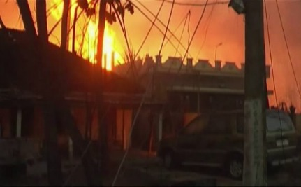 Natural Gas Pipeline Explosion in India Kills at Least 15 People