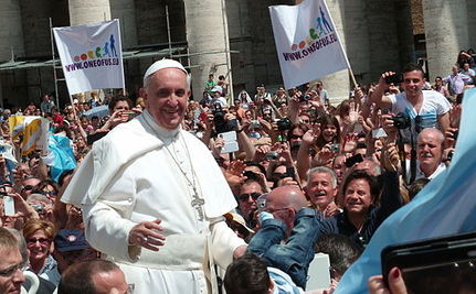 When it Comes to Women, Pope Francis Isn't the Progressive Everyone Wants Him to Be
