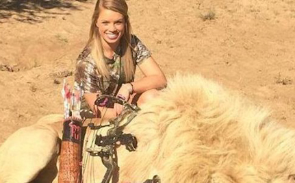 "Texas Cheerleader Plasters Facebook With Shots Of ""Her"" Dead Animals"