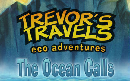 Trevor Teaches Children About Environmentalism With His Eco-Adventures