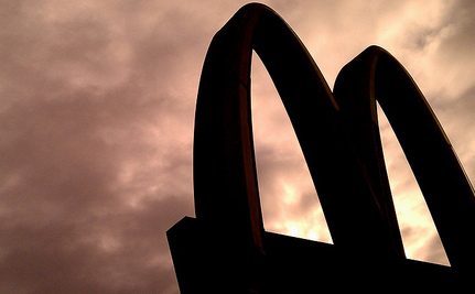 Kids Who Recognize Fast Food Logos are More Likely to be Overweight