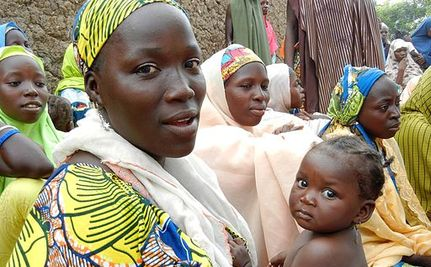 They're Free: 63 Women and Girls Escape from Boko Haram