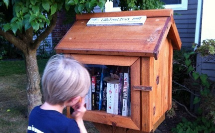 Success! 9-Year-Old's Little Free Library Saved!