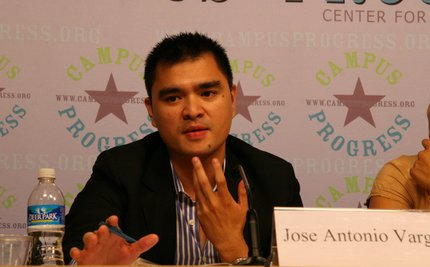 Undocumented Reporter Jose Antonio Vargas Detained at the Border