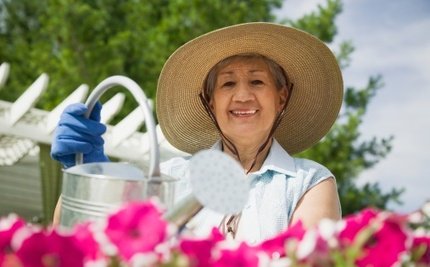 Gardens Could Help Dementia Sufferers Uncover Lost Memories