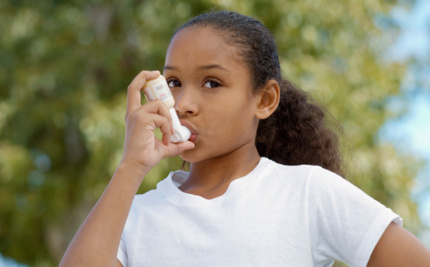 Asthma Treatments Make Kids Shorter but Don't Get Breathless Over It