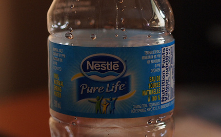 There's a Drought in California, So Why is Nestle Still Bottling Water There?