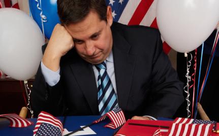 Most Americans Finally Dislike Their Own U.S. Representative