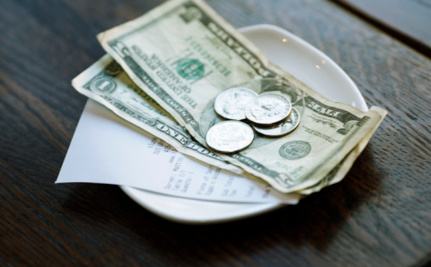 "Restaurant Nickle and Dimes Customers With ""Minimum Wage"" Fee"