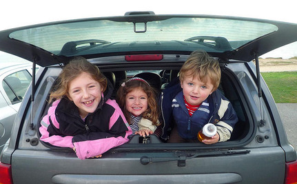 How Can We Prevent Children from Being Left in Cars?
