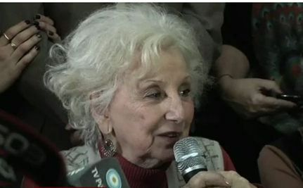 Grandmother Finds Grandson Abducted 36 Years Ago in Argentina's Dirty War