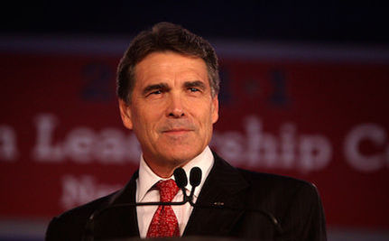 With Rick Perry Indicted, Is His 2016 Run Over Already?