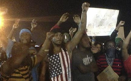 As Police Continue Ferguson Crackdown, Protestors Vow to Keep Taking The Streets