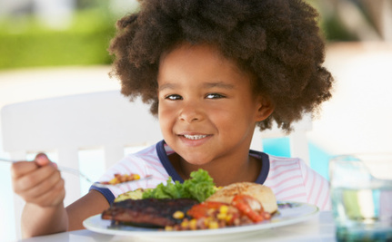 One Neat Tactic That Could Stop Kids from Eating Too Much