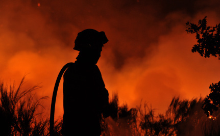 WIFIRE Helps Firefighters Stop The Spread of Wildfires
