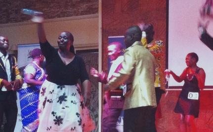 HIV Activists in Uganda Fight Stigma with Celebration