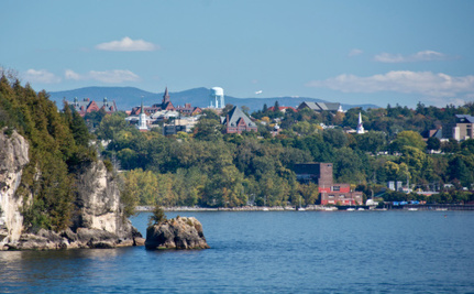 Burlington, Vermont is Now 100% Powered by Renewable Energy