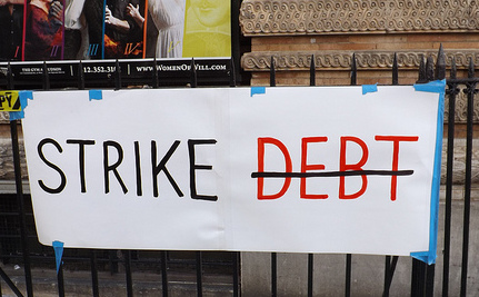 Meet the Activist Group That's Making Student Loan Debt Disappear