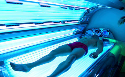 Gay And Bisexual Men May Have An Unhealthy Tanning Habit
