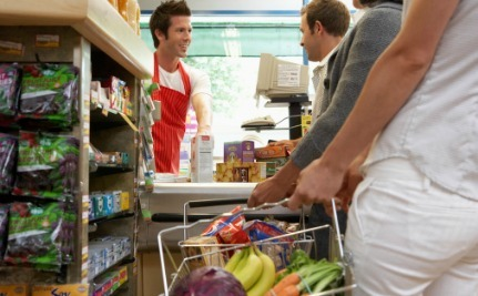 London's First 'Social Supermarket' Turns Food Waste Into Job Training